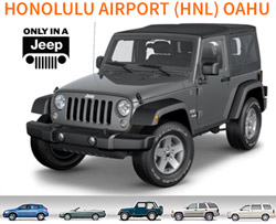 Honolulu Airport Car Rentals